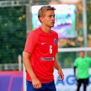 Vojtěch Pazdera – vicemistr světa do 23 let v malém fotbale