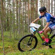 Lucie Nedomlelová – Juniorská hvězda orientační jízdy na horském kole